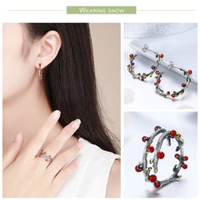 Load image into Gallery viewer, Authentic 925 Sterling Silver Jewelry Set