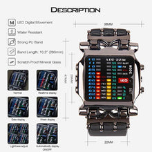 Load image into Gallery viewer, Casual Binary Read Wrist Watch 2019