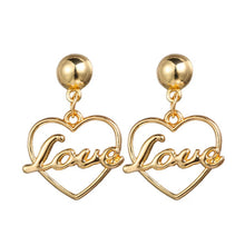 Load image into Gallery viewer, Love Earrings 2019