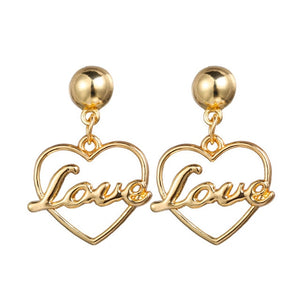 Love Earrings 2019