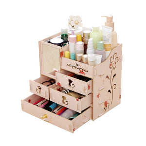 Stunning Wooden Large Capacity Storage Box