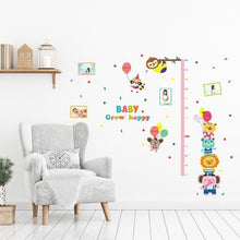 Load image into Gallery viewer, Jungle Animals Wall Art For Kids Room