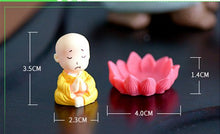 Load image into Gallery viewer, Monk Figurines Crafts