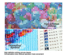 Load image into Gallery viewer, Crystal embroidery 5D DIY diamond Painting