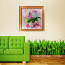 Load image into Gallery viewer, Flower 5D DIY Mosaic Painting