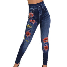 Load image into Gallery viewer, Slim Fit Denim Jeans Legging