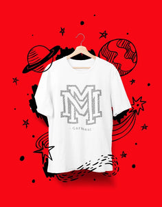 Marrow Merch Elephant Print Short Sleeve