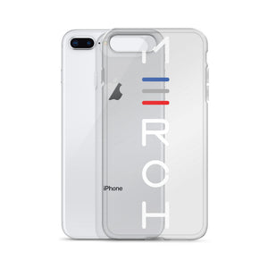 Vertical Marrow Merch iPhone Case