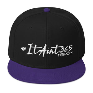 365 Photography #ItAint365 Snapback Hat