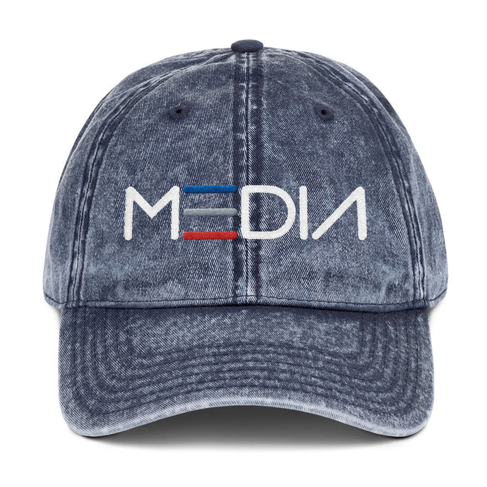 Marrow Media Vintage Dad Cap