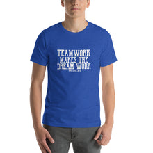 Marrow Merch Teamwork Short-Sleeve Unisex T-Shirt