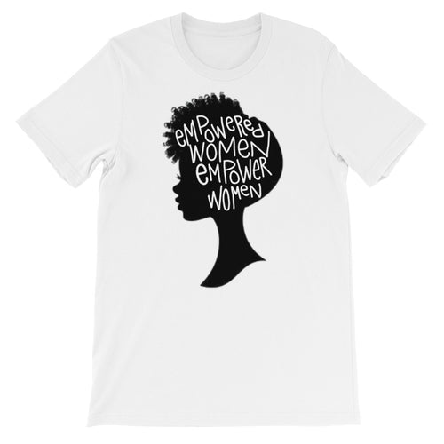 Muse Silhouette Short-Sleeve Unisex T-Shirt