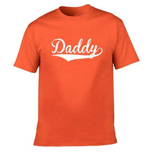 Load image into Gallery viewer, Daddy Print T-Shirt - Keyblee