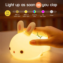 Load image into Gallery viewer, Cute Rabbit Night Light - Keyblee