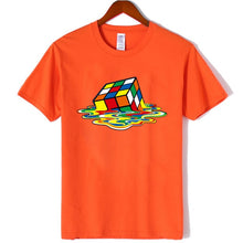 Load image into Gallery viewer, Rubik's Cube T-shirt - Keyblee