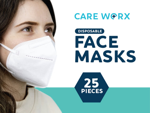 Face Mask 25 Pack
