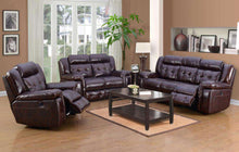 Load image into Gallery viewer, Georgetown Genuine Leather Sofa Set - Richicollection Furniture Warehouse