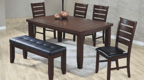 Anabella Dining Table Set - Richicollection Furniture Warehouse