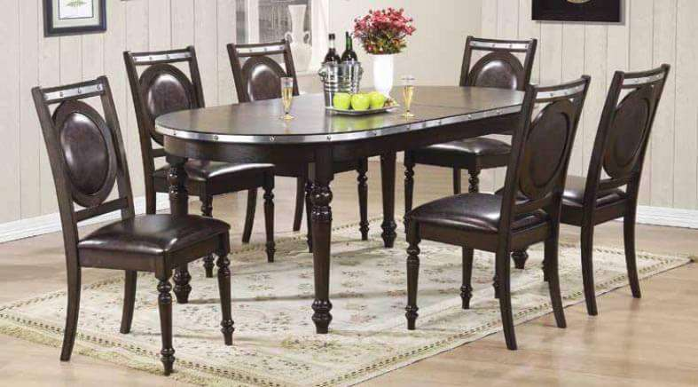 Havana Dining Table Set - Richicollection