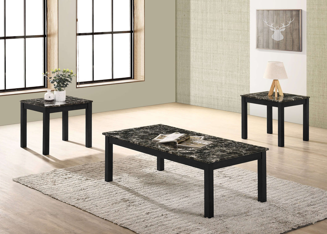 Linda Coffee Table Set - Richicollection Furniture Warehouse