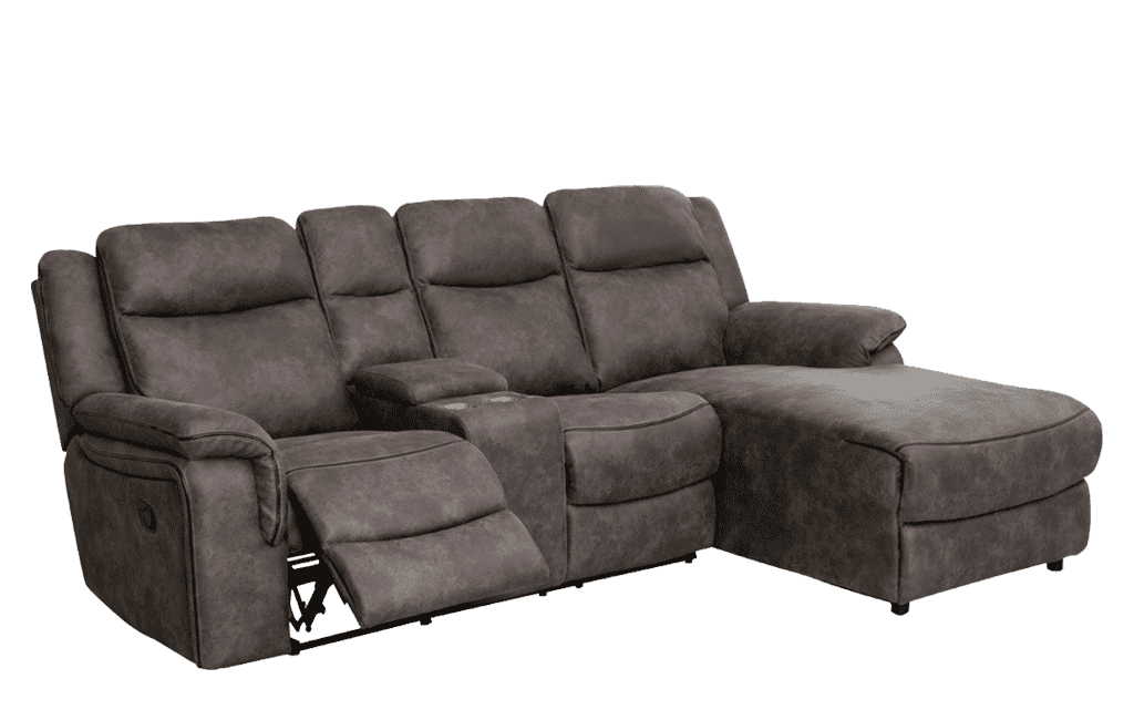 Hartford Reclining Sectional - Richicollection Furniture Warehouse