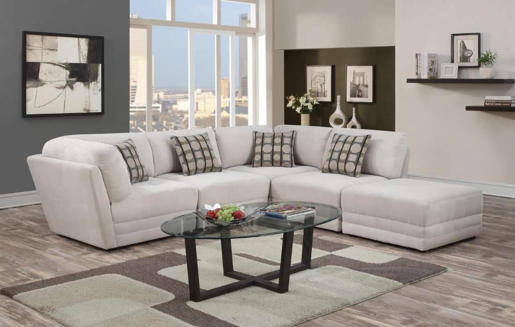 Thompson Modular Sectional - Richicollection Furniture Warehouse