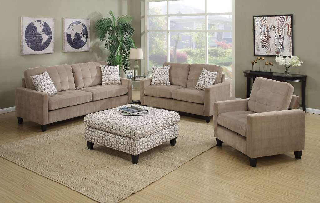 Tallahasse Sofa Set - Richicollection Furniture Warehouse
