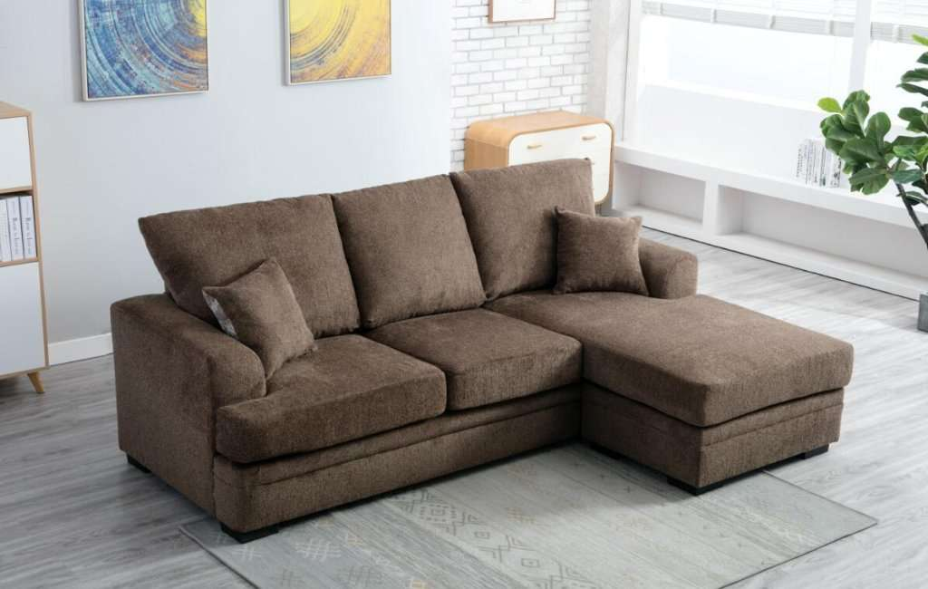 Ashley Reversible Sectional - Richicollection Furniture Warehouse