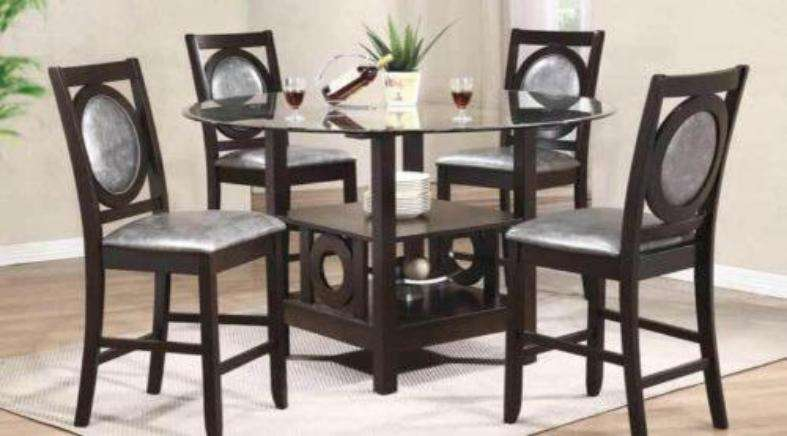 Avery Dining Table - Richicollection Furniture Warehouse