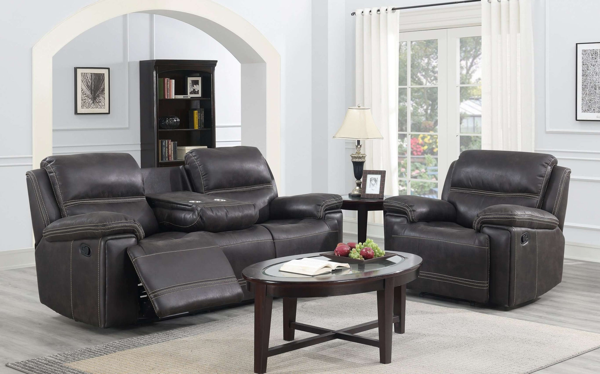 Beckley Sofa Set - Richicollection Furniture Warehouse