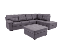 Load image into Gallery viewer, Brampton Sectional with Ottoman - Richicollection Furniture Warehouse