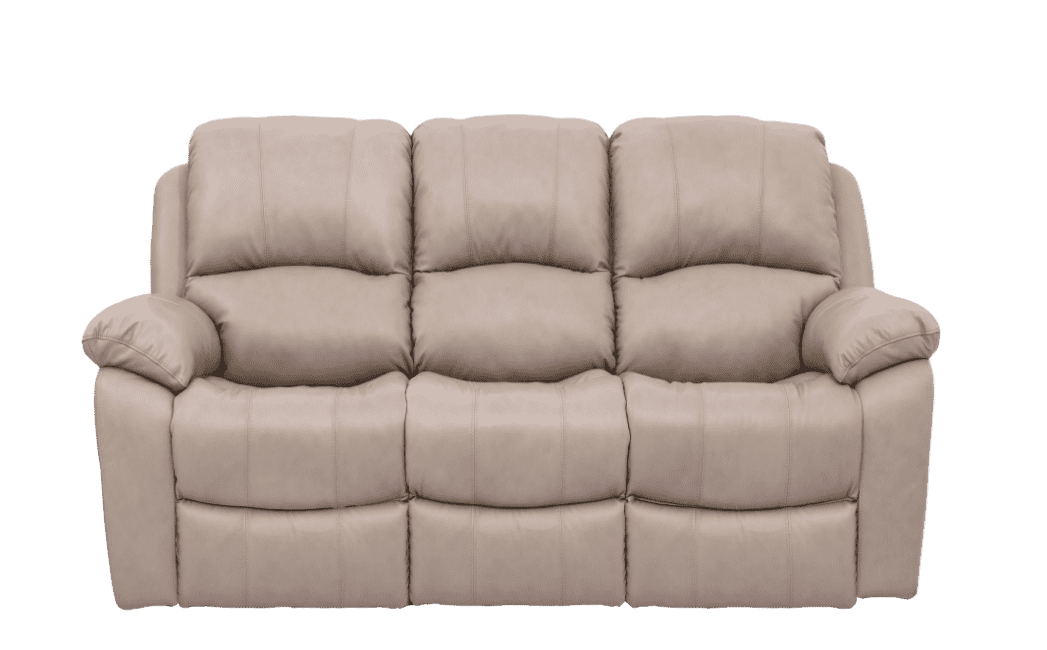 Brighton Genuine Leather Sofa Set - Richicollection Furniture Warehouse