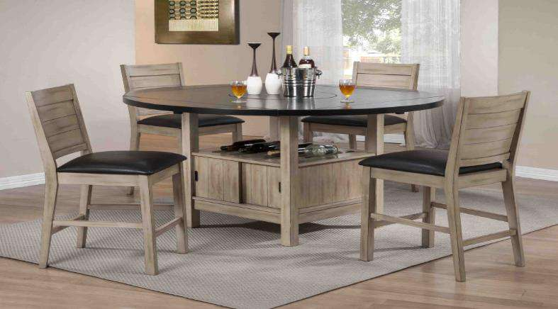 Ambrose Dining Table Set - Richicollection Furniture Warehouse