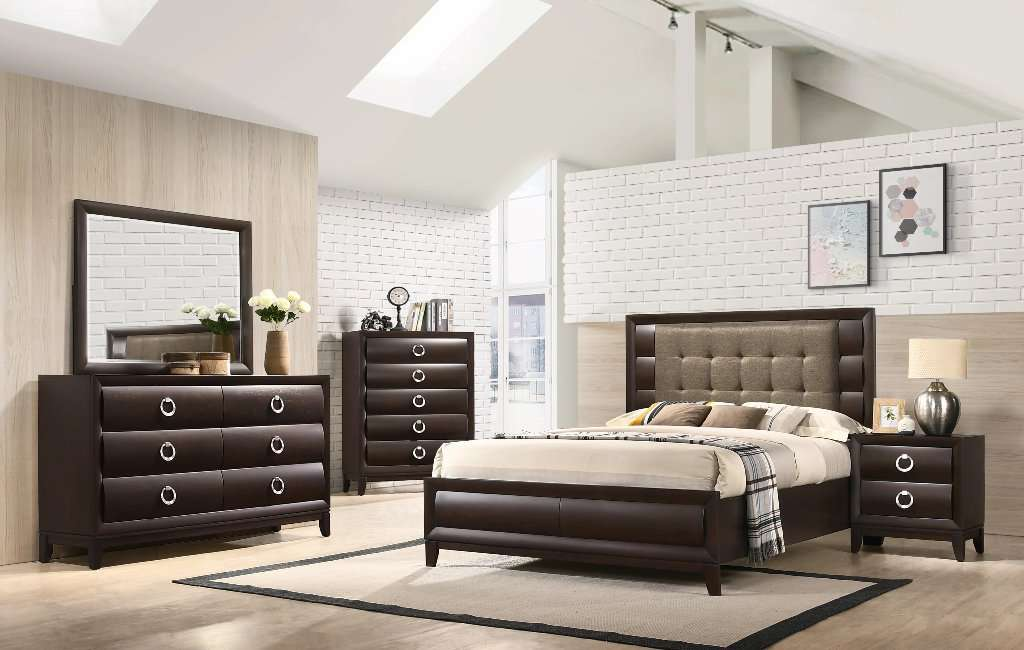 Quintas Bedroom Set - Richicollection Furniture Warehouse