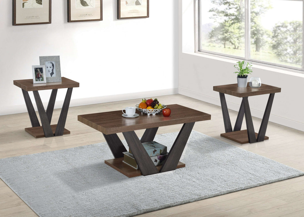 Ann Coffee Table Set - Richicollection Furniture Warehouse