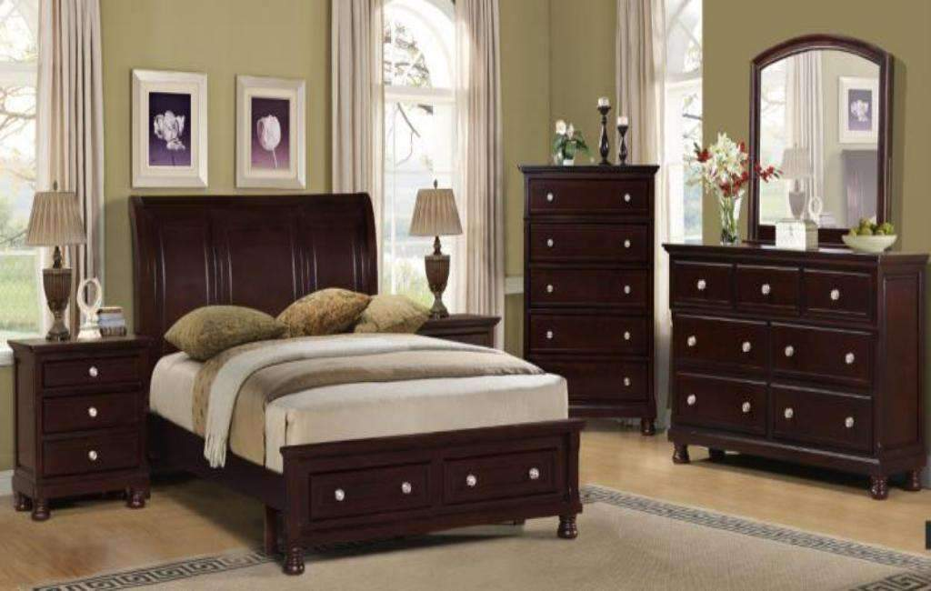 Porter Bedroom Set - Richicollection Furniture Warehouse
