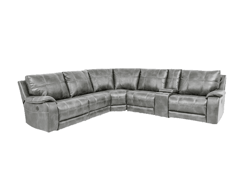 Kingston Power Sectional - Richicollection