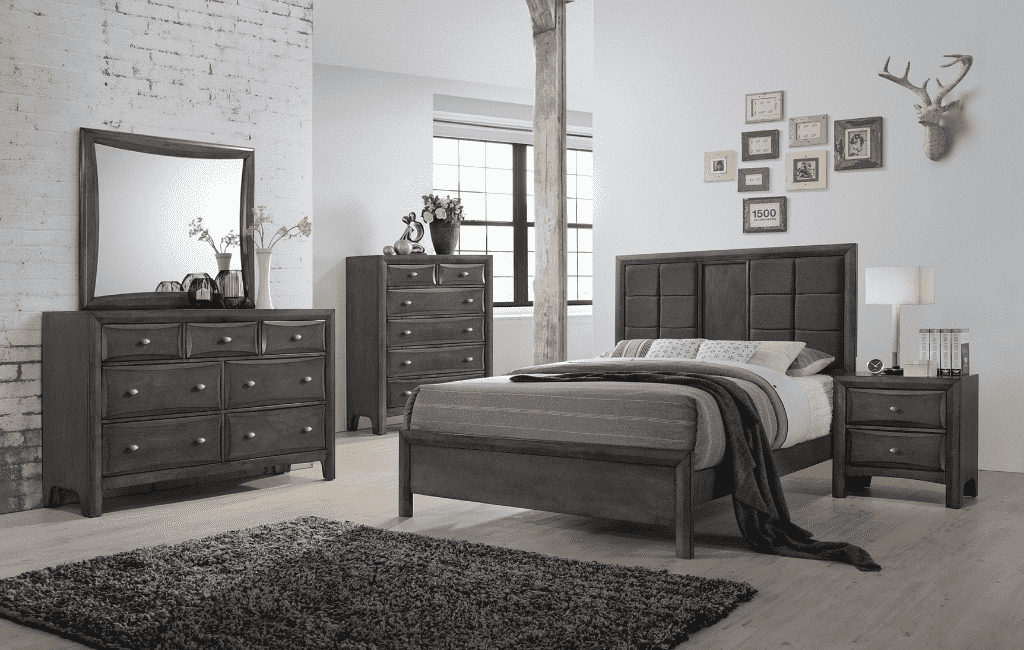 Tores Bedroom Set - Richicollection Furniture Warehouse