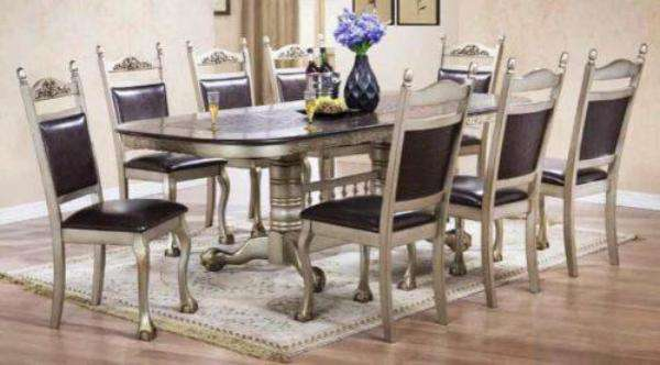 Rosemont Dining Table Set - Richicollection Furniture Warehouse