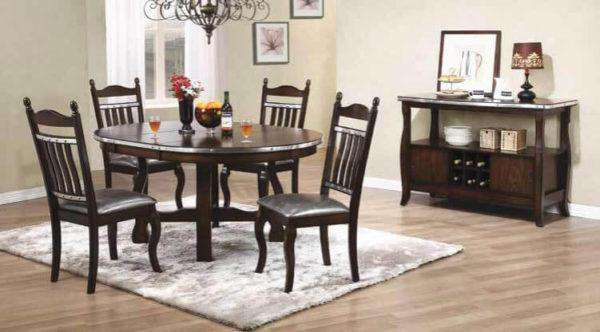 Scottsdale Dining Table - Richicollection Furniture Warehouse