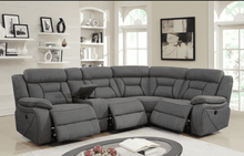 Load image into Gallery viewer, Savannah Reclining Sectional - Richicollection Furniture Warehouse
