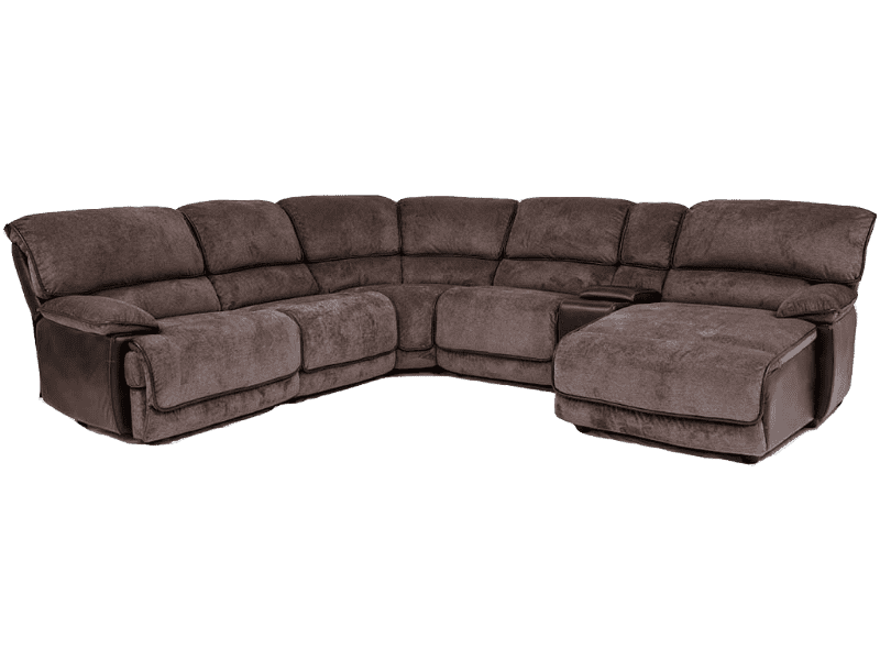 Teddy Bear Power Sectional - Richicollection Furniture Warehouse