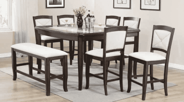 Vanessa Dining Table - Richicollection Furniture Warehouse