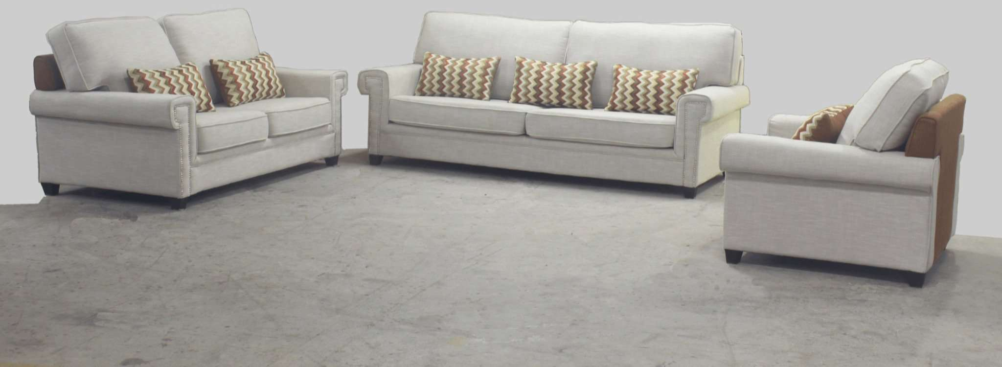 San Bernadino Sofa Set - Richicollection Furniture Warehouse