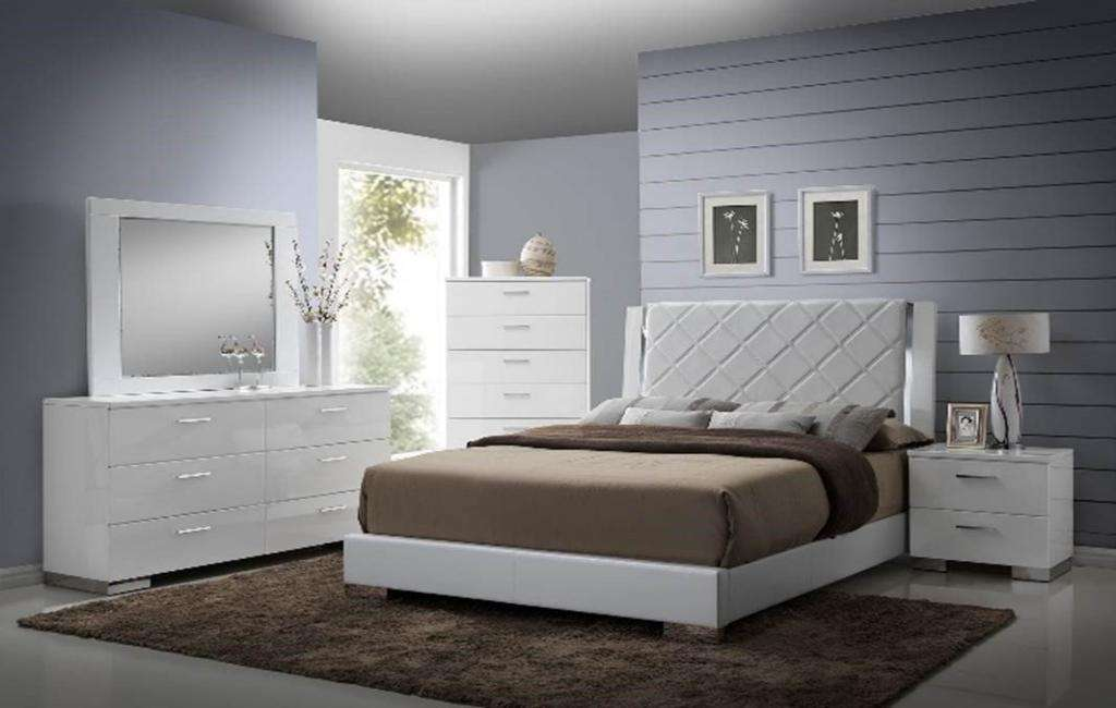 Renaissance Bedroom Set - Richicollection Furniture Warehouse