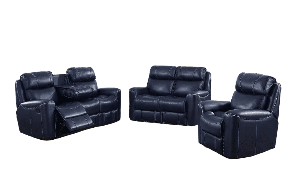 Russell Sofa Set - Richicollection