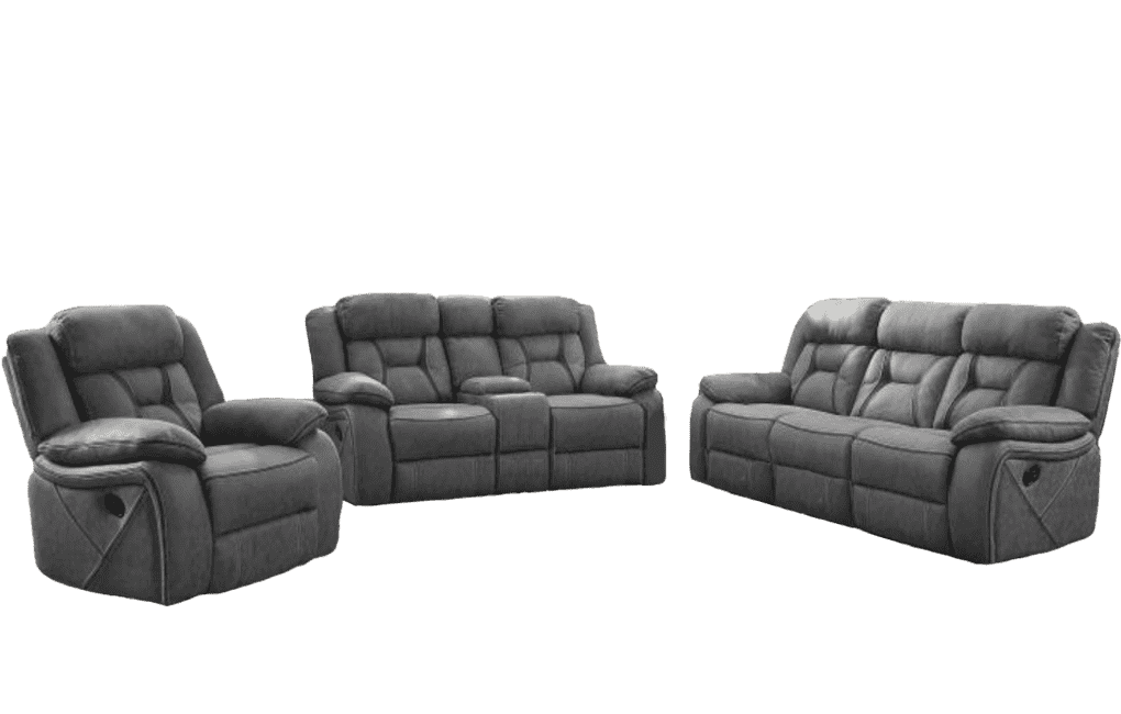 Savannah Reclining Sofa Set - Richicollection Furniture Warehouse