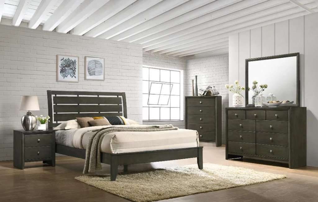 Carol Bedroom Set - Richicollection Furniture Warehouse