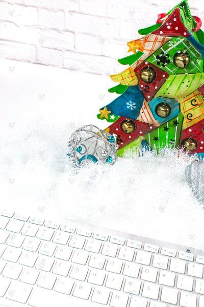 Christmas Blogging