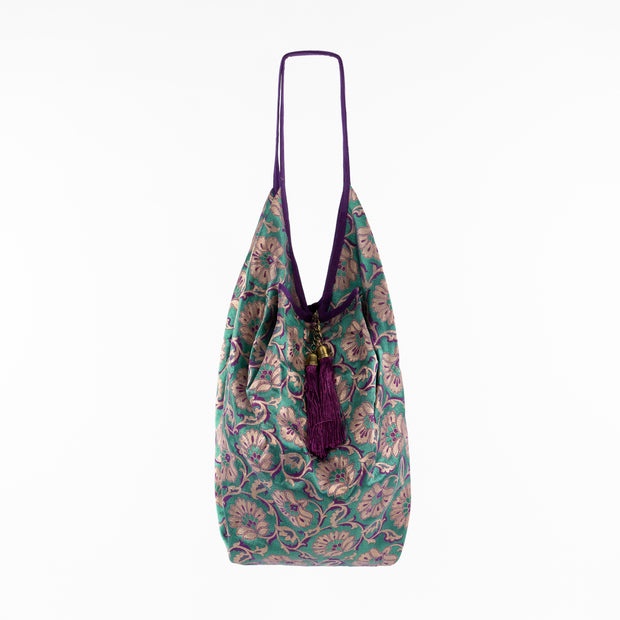 Purple | Jhola Bag